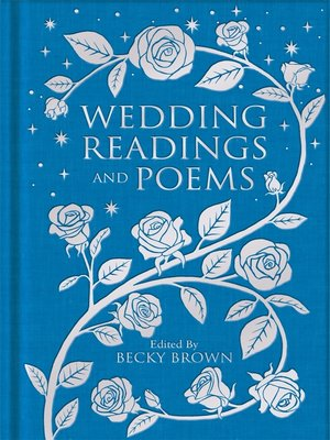 cover image of Wedding Readings and Poems