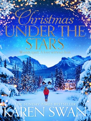 cover image of Christmas Under the Stars