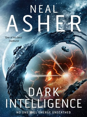 cover image of Dark Intelligence