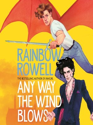 cover image of Any Way the Wind Blows