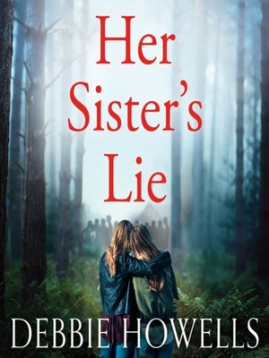 cover image of Her Sister's Lie