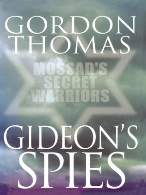 cover image of Gideon's Spies