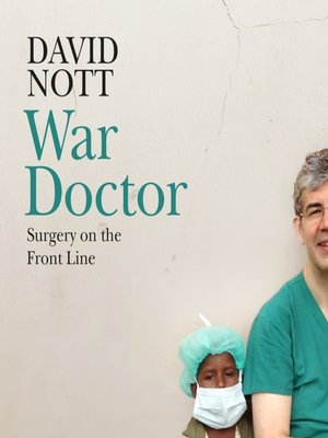 cover image of War Doctor