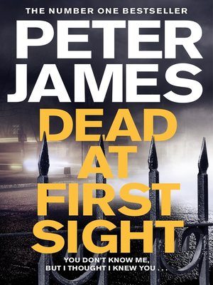 cover image of Dead at First Sight