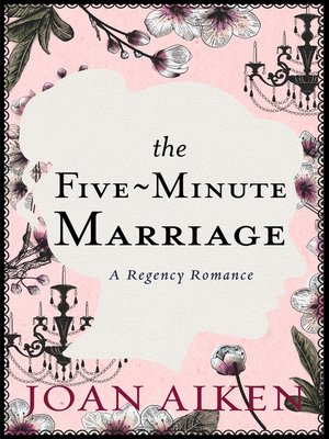cover image of The Five-Minute Marriage