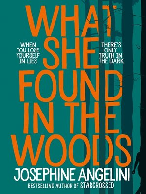 cover image of What She Found in the Woods