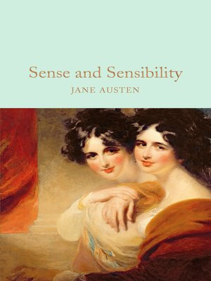 cover image of Sense and Sensibility