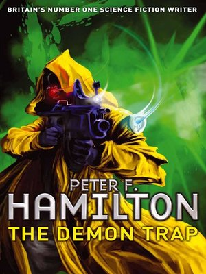 cover image of The Demon Trap