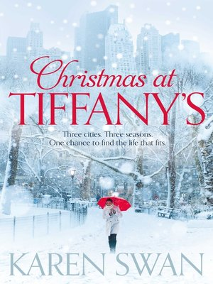 cover image of Christmas at Tiffany's