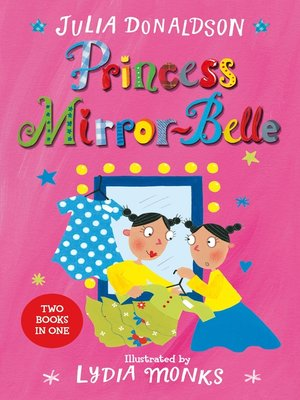 cover image of Princess Mirror-Belle