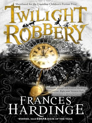cover image of Twilight Robbery