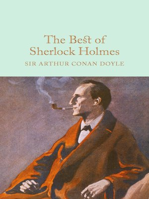 cover image of The Best of Sherlock Holmes