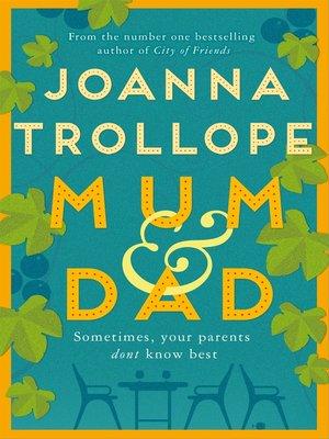 cover image of Mum & Dad