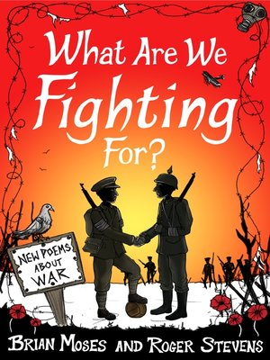 cover image of What Are We Fighting For? (Macmillan Poetry)
