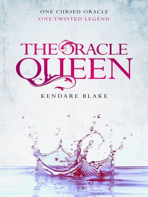 cover image of The Oracle Queen