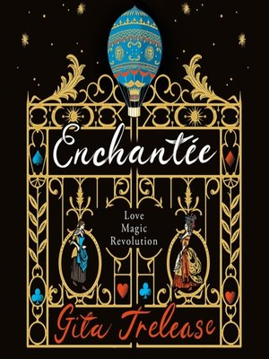 cover image of Enchantée