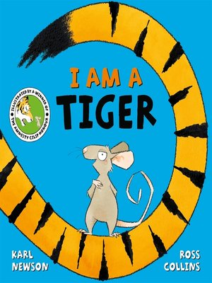 cover image of I am a Tiger