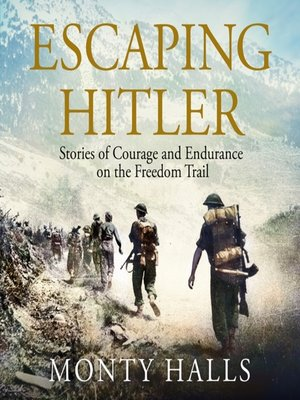 cover image of Escaping Hitler