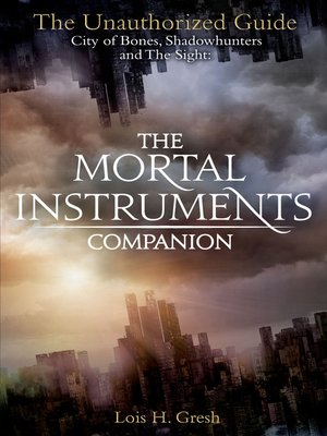 cover image of The Mortal Instruments Companion