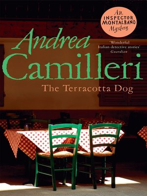 cover image of The Terracotta Dog