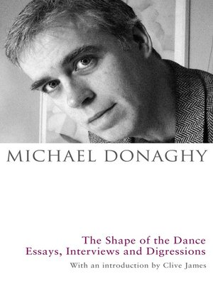 cover image of The Shape of the Dance