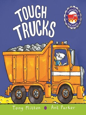 cover image of Tough Trucks