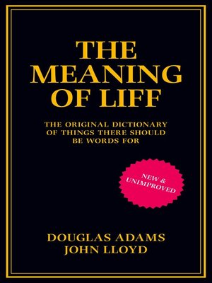 cover image of The Meaning of Liff