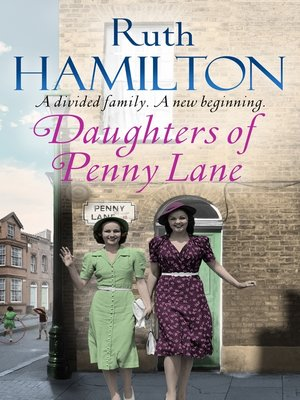 cover image of Daughters of Penny Lane