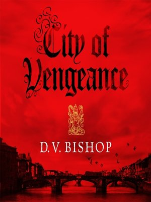 cover image of City of Vengeance