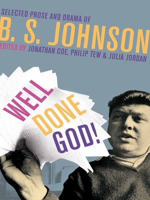 cover image of Well Done God!
