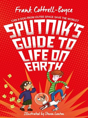 cover image of Sputnik's Guide to Life on Earth