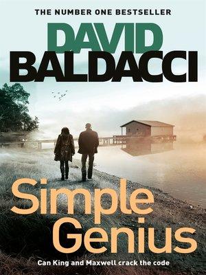 cover image of Simple Genius