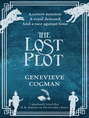 cover image of The Lost Plot