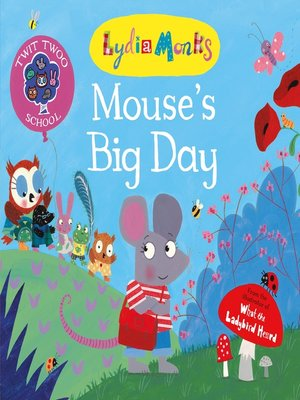 cover image of Mouse's Big Day