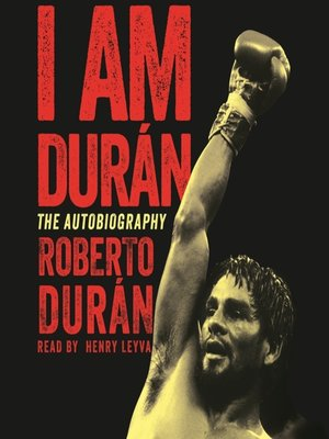 cover image of I Am Duran