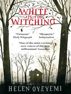 cover image of White is for Witching