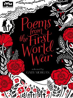cover image of Poems from the First World War