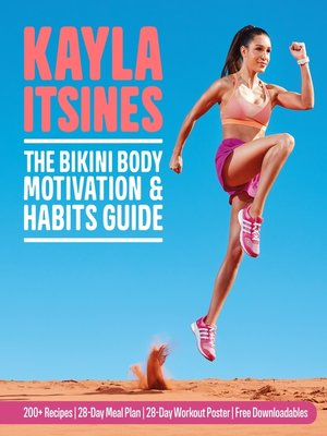 cover image of The Bikini Body Motivation and Habits Guide