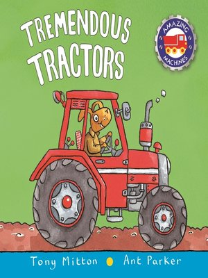 cover image of Tremendous Tractors