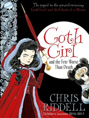 cover image of Goth Girl and the Fete Worse Than Death