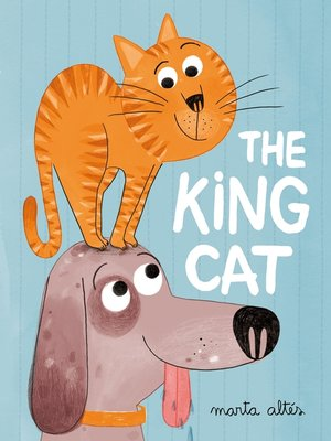 cover image of The King Cat