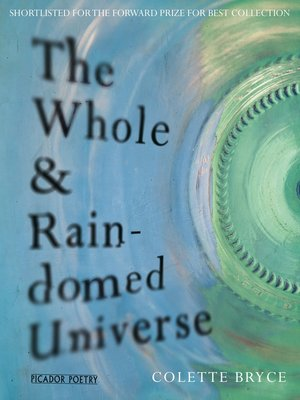 cover image of The Whole & Rain-domed Universe