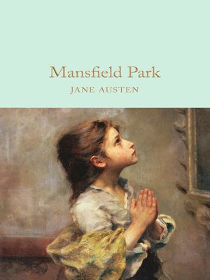 cover image of Mansfield Park
