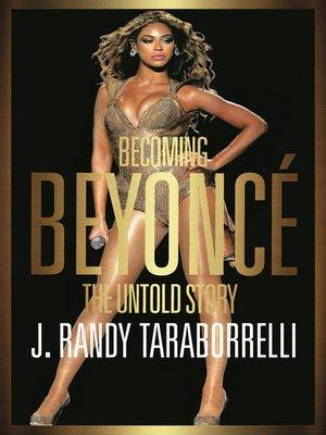 cover image of Becoming Beyoncé