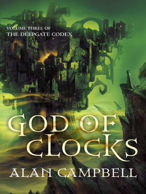 cover image of God of Clocks