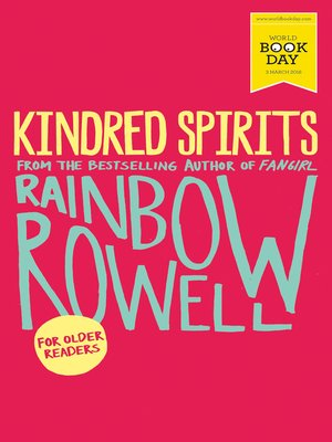 cover image of Kindred Spirits