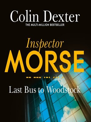 cover image of Last Bus to Woodstock