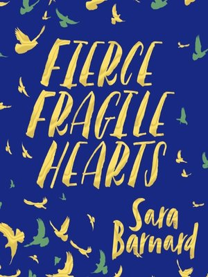 cover image of Fierce Fragile Hearts