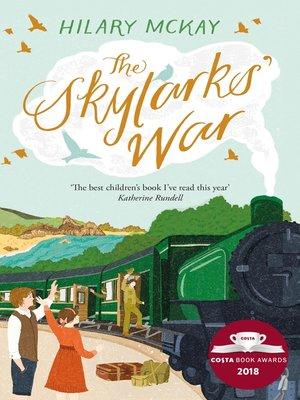 cover image of The Skylarks' War