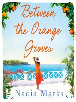 cover image of Between the Orange Groves